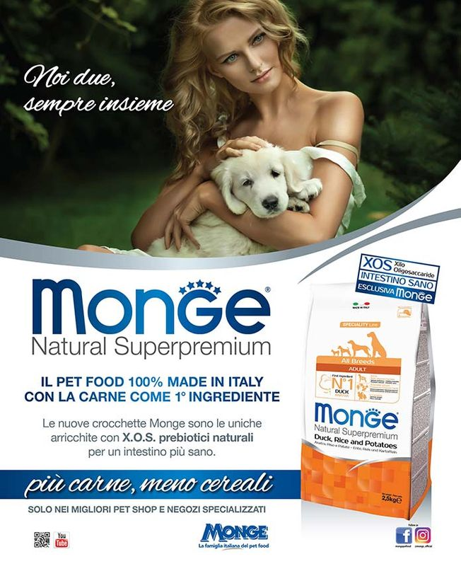 Monge Natural Super Premium: Maxi Adult - BOGATA Z VITAMINOM E!