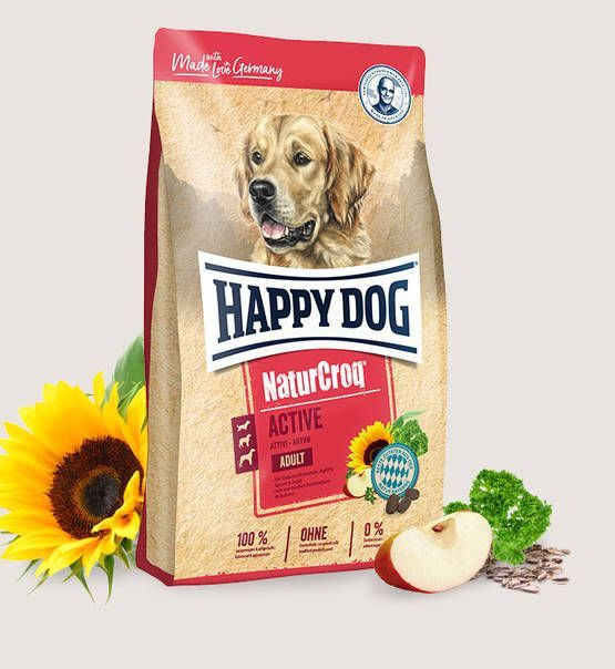 Happy Dog NaturCroq - Active