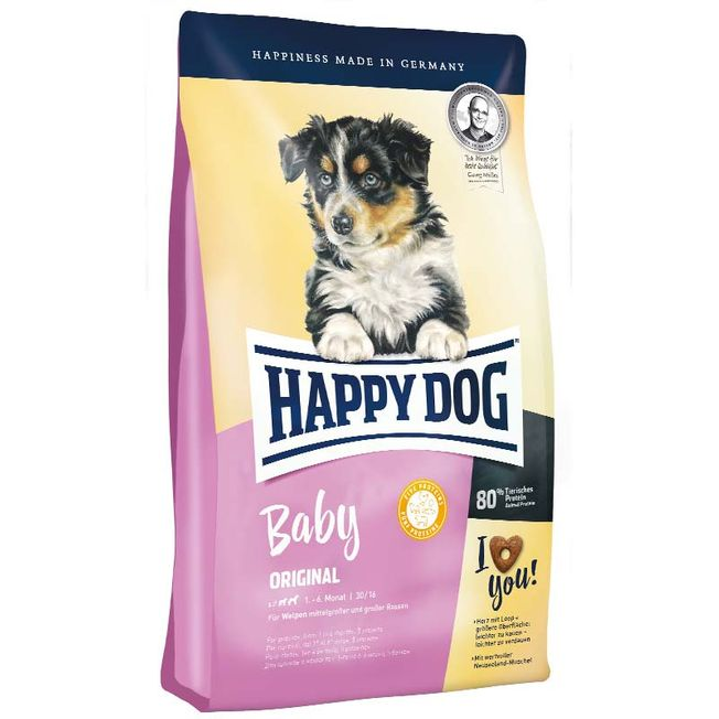 Happy dog Baby Original, 10 kg