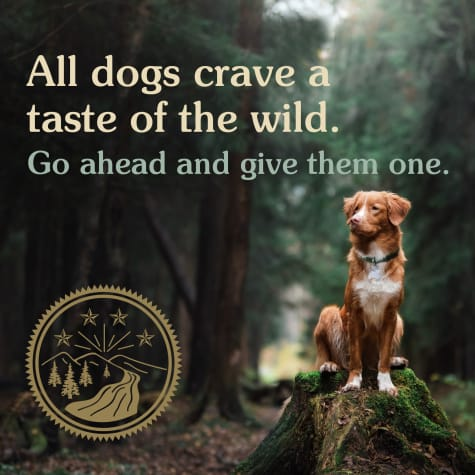 Taste of the Wild: Appalachian Valley Small Breed