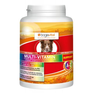 Bogavital Multi-Vitamin support 180 g - 120 TABLET!!!