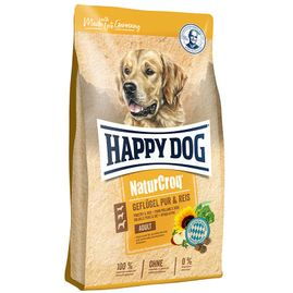 Happy Dog NaturCroq Perutnina in riž, ZA OBČUTLJIVE PSE